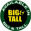 Available in Big and Tall