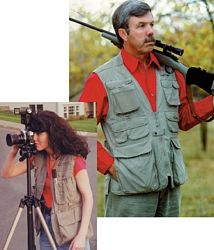 Ventilated Safari Vest