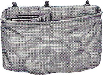 Divided Shot Shell Pouch - Cotton