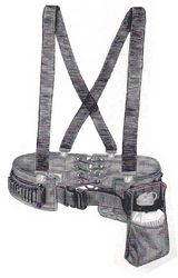 Sportsman's Belt - Cotton