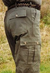 Cotton Expedition Pants