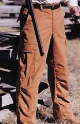 Saddlecloth or Micro-Suede Expedition Pants